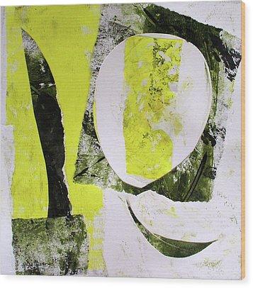 Quarto II Wood Print by Mary Sullivan