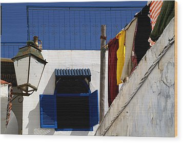 Rabat Morocco Wood Print by Peter Verdnik
