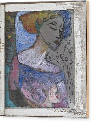 Rachel Wood Print
