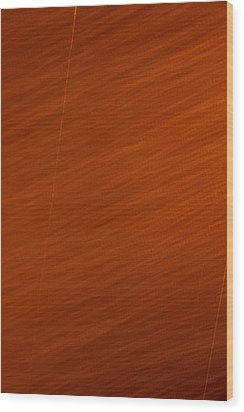 Rage Wood Print by Paul W Sharpe Aka Wizard of Wonders