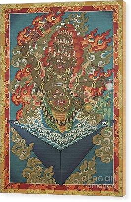Rahula Wood Print