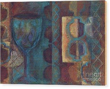 Reciprocation Wood Print