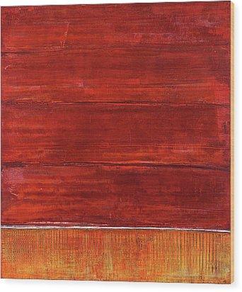 Art Print Redsea Wood Print
