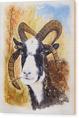Reggie Wood Print