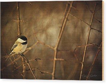 Remember Me. Wood Print