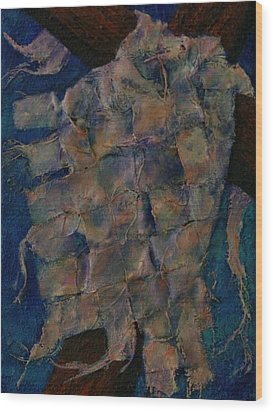 Remnant Wood Print by Dorothy Allston Rogers