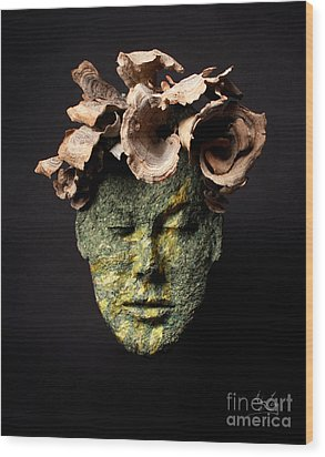 Renewal Wood Print by Adam Long