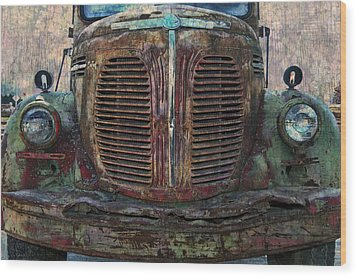 Reo Speedwagon - 2 Wood Print by Ed Hall