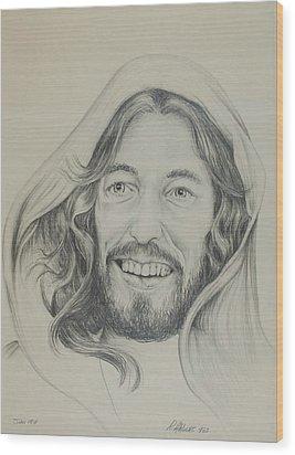 Resurrection Joy Wood Print by Rick Ahlvers