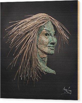 Revealed Wood Print by Adam Long