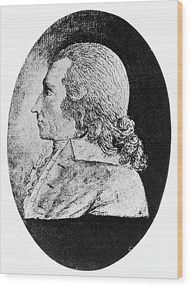 Richard Cranch Wood Print by Granger
