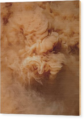 Wood Print featuring the photograph Roily Water  by Britt Runyon