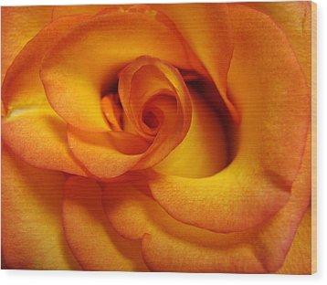Rose Marie Wood Print