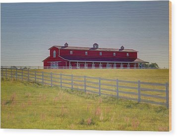 Wood Print featuring the photograph Rural Alabama by Donna Kennedy
