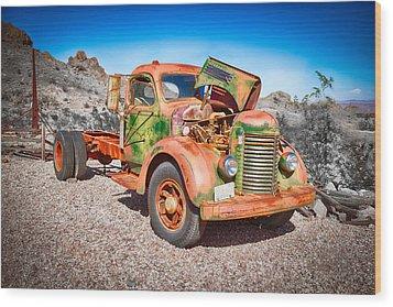 Rusted Classics - The International Wood Print