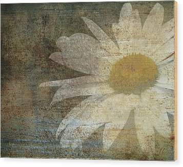 Wood Print featuring the photograph Rusty Dreams by Traci Cottingham