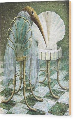 Saba Wood Print