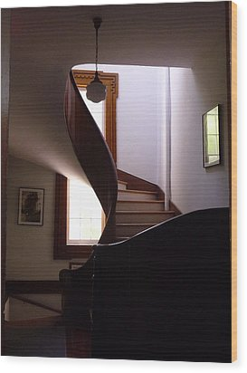 Wood Print featuring the photograph Sag Harbor - Whalers Church by Margie Avellino