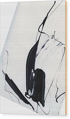Sailing Dance Wood Print