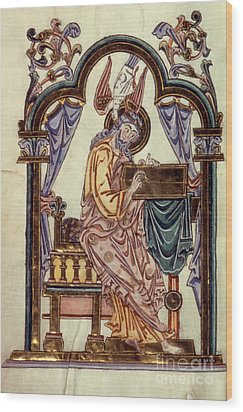 Saint John Wood Print by Granger