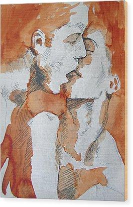 Same Love Wood Print