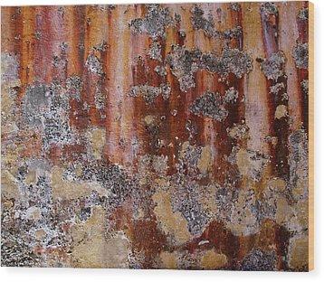 San Juan Puerto Rico 140 Wood Print by Per Lidvall