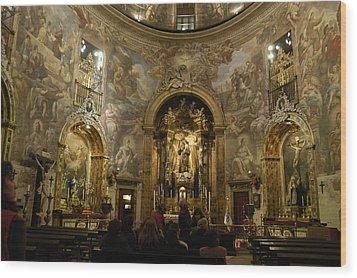 San Rafael/alemanes-1 Wood Print