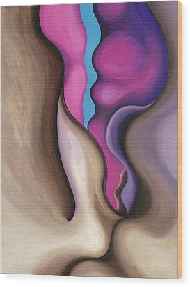 Sanctuary Wood Print by Bonnie Kelso