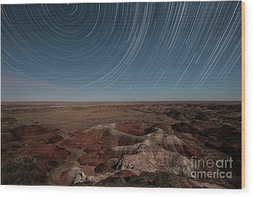 Wood Print featuring the photograph Sands Of Time by Melany Sarafis