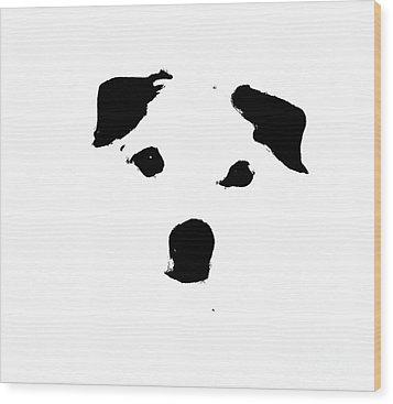 Sarah Wood Print by Jan Daniels