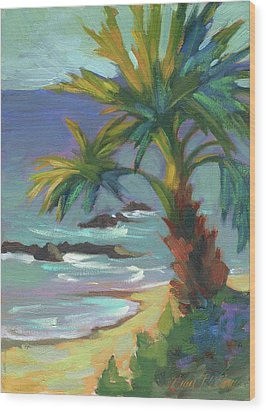 Sea Breeze Wood Print by Diane McClary