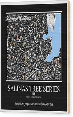 Wood Print featuring the photograph Seeds Of Change by Carol Rashawnna Williams