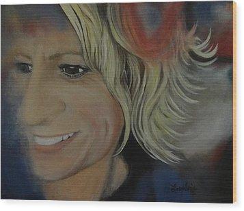 Self Portrait 2012 Wood Print