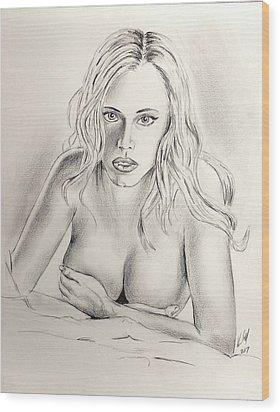 Shannon Lee Wood Print