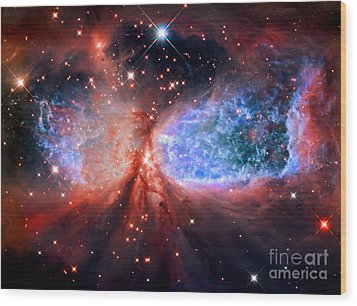 Sharpless 2-106 Wood Print