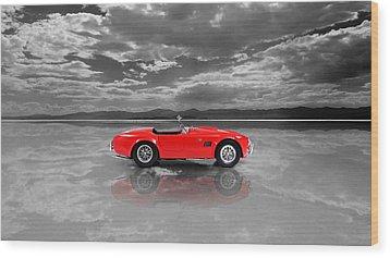 Shelby Cobra 1965 Wood Print