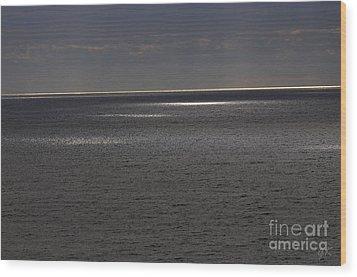 Shimmer Of Light Wood Print by Gerlinde Keating - Galleria GK Keating Associates Inc