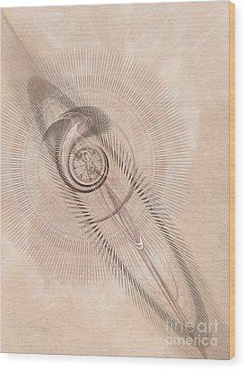 Sigil Wood Print by John Edwards