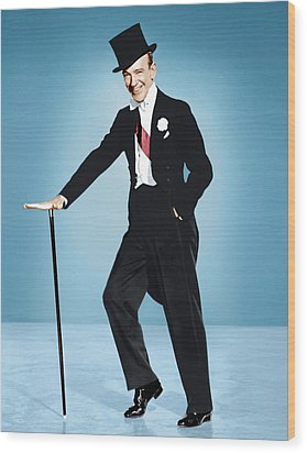 Silk Stockings, Fred Astaire, 1957 Wood Print by Everett