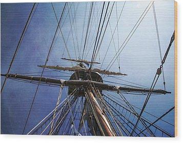 Wood Print featuring the photograph Skyward by Dale Kincaid