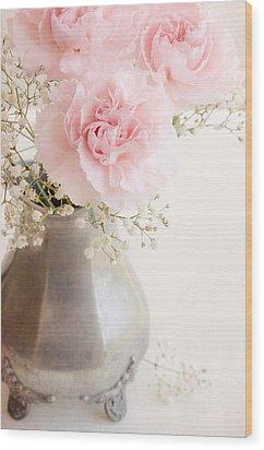 Softly Wood Print