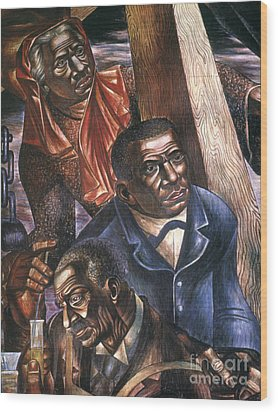 Sojourner Truth, Et. Al Wood Print by Granger