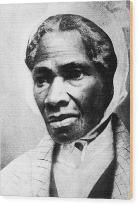 Sojourner Truth Wood Print by Granger