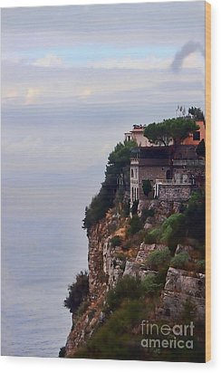 Sorrento Wood Print
