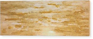 Southwestern Sunset Wood Print