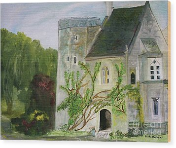 Southwick Hall Wood Print