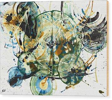 Spherical Joy Series 170.171.011011 Wood Print