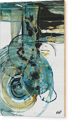Spherical Joy Series 210.012011 Wood Print