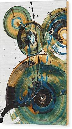 Spherical Joy Series 46.040511 Wood Print