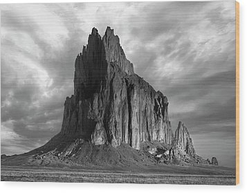 Wood Print featuring the photograph Spire To Elysium by Jon Glaser